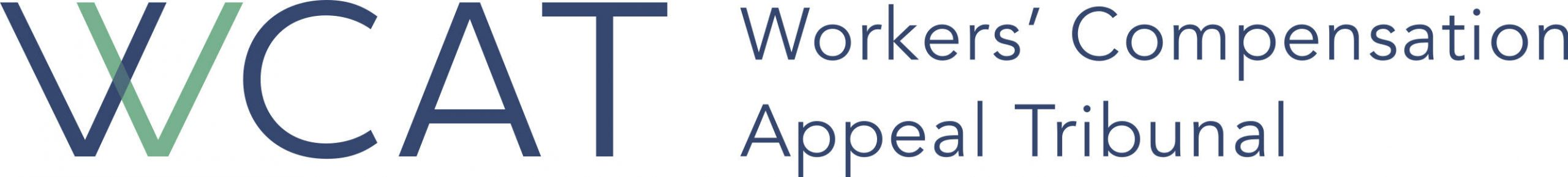 Workers' Compensation Appeal Tribunal (WCAT)
